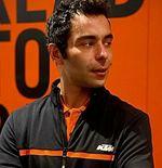 Danilo Petrucci Berambisi Jadi Pembalap Terbaik KTM di MotoGP 2021