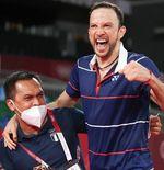Bikin Kejutan di Olimpiade Tokyo 2020, Peringkat Dunia Kevin Cordon Naik Signifikan