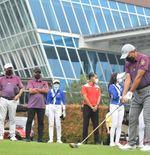 Menpora Zainudin Amali Apresiasi Indonesian Corporate Golf Series Championship 2021