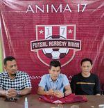 Futsal Academy Anima 17 Fokus Seleksi Pemain untuk Tahun Ajaran Baru