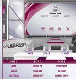 Hasil Drawing Piala Asia Wanita 2022: Timnas Indonesia Tergabung di Grup B Bersama Dua Negara ASEAN