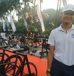 Obati Kangen, Kelly Tandiono Ikut Gottong Indonesia Golf Triathlon Seri Pertama