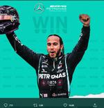 Rivalitas Lewis Hamilton dan Max Verstappen Diprediksi Berlanjut di Spanyol