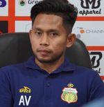 Diliburkan Bhayangkara, Andik Memilih Bertahan di Jakarta