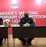 Rapat dengan PT LIB, Tim-tim Liga 1 Ingin Musim 2020 Dihentikan