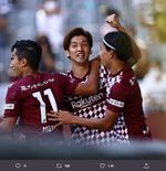 Yuya Osako dan Bojan Krkic Cetak Gol Perdana, Vissel Kobe Bungkam Urawa Red Diamonds