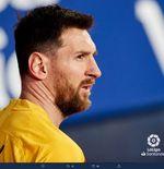 Terungkap, Bocoran Burofax Lionel Messi kepada Barcelona pada Tahun Lalu
