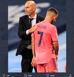 Eden Hazard, Pemain Apes di Liga Champions setelah Zlatan Ibrahimovic