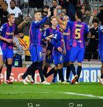 5 Pencetak Gol Tertua Barcelona di Liga Champions, Gerard Pique Teratas