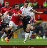 Manchester United vs Liverpool: Para Top Scorer, Steven Gerrard dan George Wall Paling Produktif