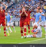 Hasil Lazio vs AS Roma: I Biancocelesti Menang 3-2, Pedro Rodriguez Torehkan Rekor
