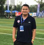 Kiprah: Haryanto Prasetyo, Bintang PSSI Baretti yang Jatuh Cinta pada Sepak Bola Usia Dini
