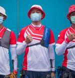 Hasil 16 Besar Panahan Olimpiade Tokyo: Beregu Putra Indonesia Terhenti di Tangan Inggris