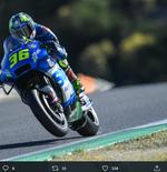 MotoGP Inggris 2021: Joan Mir Berharap Ban Bersahabat di FP3