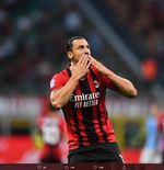 Zlatan Ibrahimovic Tempati Posisi Kelima, Ini 10 Pencetak Gol Tertua Liga Italia