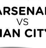 Link Live Streaming Piala Liga Inggris: Arsenal vs Manchester City