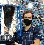 Daniil Medvedev: Tenis Rusia Tengah Bangkit