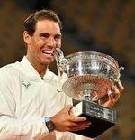 Bicara Soal Pensiun, Begini Ambisi Rafael Nadal