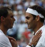 Roger Federer: Saya Punya Koneksi Spesial dengan Rafael Nadal