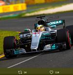 Minggu Depan Mercedes Tes Privat di Sirkuit Silverstone
