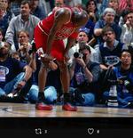 Terungkap, Michael Jordan Diduga Kuat Diracuni Sebelum Gim 5 Final NBA 1997