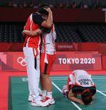 Ajaib, Jumlah Skor Final Ganda Putri Olimpiade Tokyo 2020 Sama dengan Usia Indonesia Tahun Ini