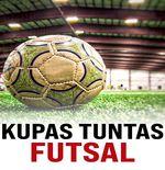 Mengenal Skema Power Play dalam Futsal, Permainan dengan Kiper Palsu