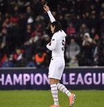 Edinson Cavani Tolak Bela PSG di Liga Champions, Atletico Madrid Buka Pintu