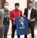 Bek Timnas U-19 Indonesia Tak Sabar untuk Arungi Liga 1 Musim Baru Bersama Persib
