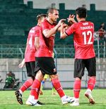 Aneh tapi Nyata, Striker Madura United Bela Klub Brasil walau Terikat Kontrak