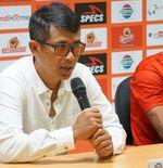 Kalah dari Bali United, Pelatih Persik Sebut Fisik Pemainnya Hanya Bertahan 70 Menit