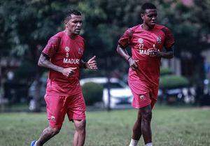 PR Madura United Perbaiki Produktivitas Gol, Penyerang Berpengalaman Masuk Radar