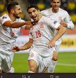 Hasil Swedia vs Spanyol: Unggul Penguasaan Bola, Tim Matador Kalah 1-2