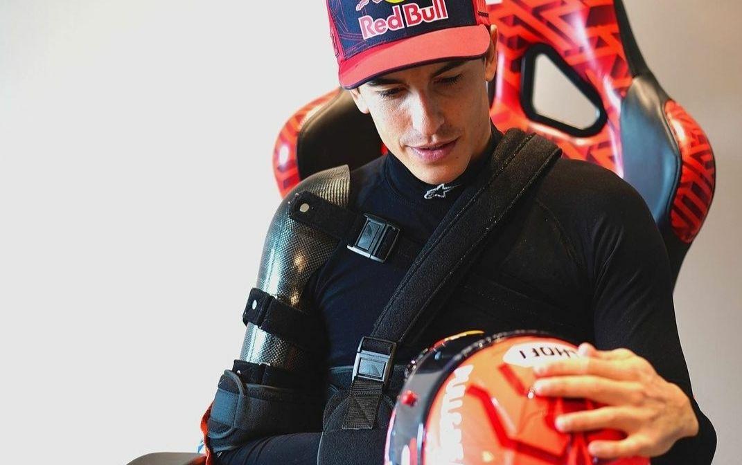 Pembalap Repsol Honda, Marc Marquez ingin bisa kembali membalap di MotoGP 2021.