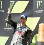 MotoGP Austria 2020: Franco Morbidelli Makin Pede Berkat Podium di Ceko
