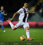Sinyal Transfer, Presiden PSG Puji Karakter Cristiano Ronaldo
