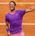 Tumbangkan Petenis Muda, Rafael Nadal Melaju ke Perempat Final French Open 2021