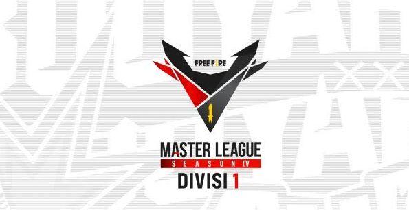 Free Fire Master League Season IV Divisi 1.