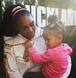 Serena Williams Urus Keluarga Selama Turnamen WTA Ditangguhkan