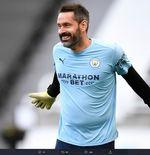Manchester City Permanenkan Kiper Veteran Mentor Ederson Moraes