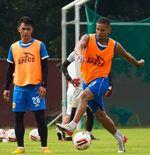 Tekad Renan Silva untuk Bhayangkara FC Pascajalani Karantina