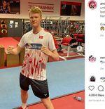 Anders Antonsen Ungkap Rivalitas dengan Viktor Axelsen